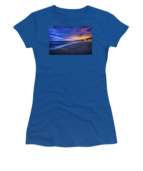 Aliso Beach Lights Women's T-Shirt