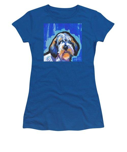 All Rhymes Pbgv Women's T-Shirt (Junior Cut) by Lea S