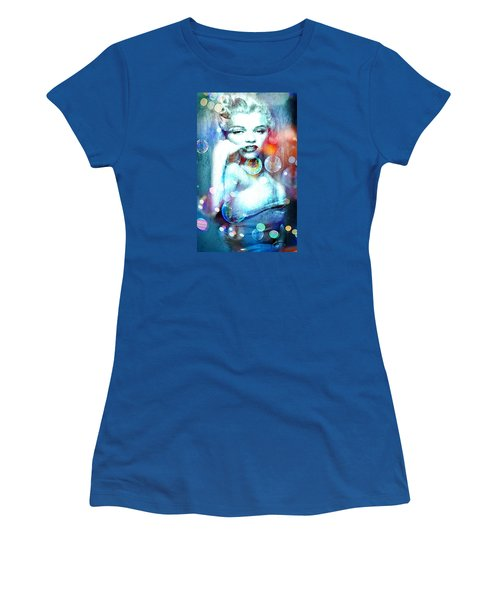 Almost 90 Women's T-Shirt (Junior Cut) by Greg Sharpe