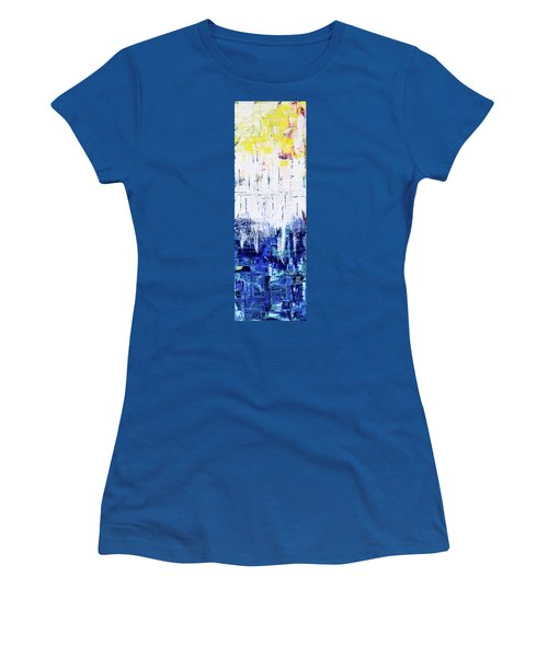 Arctic Spring Women's T-Shirt (Athletic Fit)