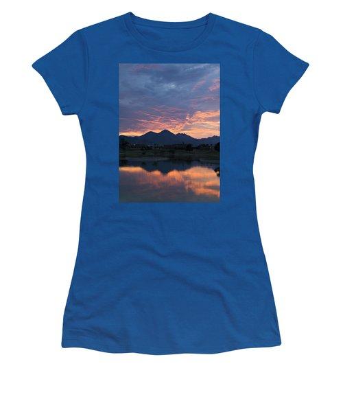 Arizona Sunset 2 Women's T-Shirt