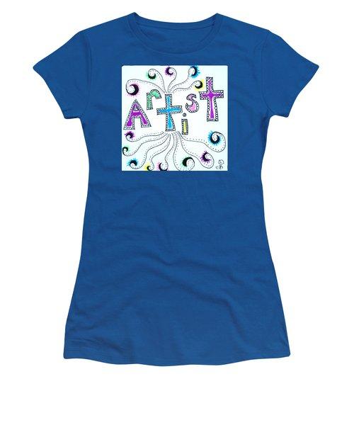 Artist Women's T-Shirt