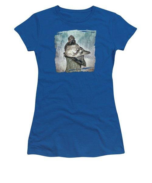 Maragold Women's T-Shirt (Junior Cut) by Shari Nees