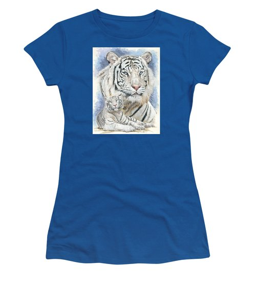 Dignity Women's T-Shirt (Junior Cut) by Barbara Keith