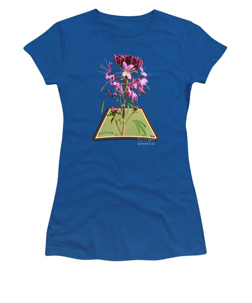 Rocky Mountain Bee Plant Women's T-Shirt