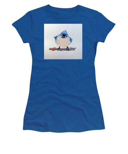Baby Bluebird Women's T-Shirt (Athletic Fit)