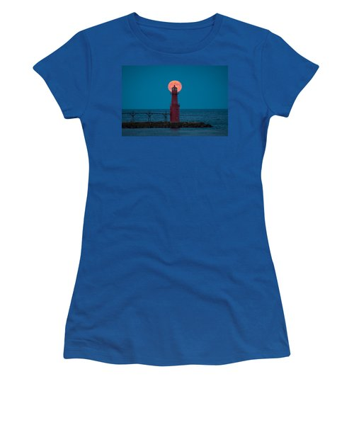 Backlighting II Women's T-Shirt (Junior Cut) by Bill Pevlor