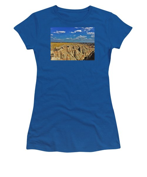 Badlands To Plains Women's T-Shirt