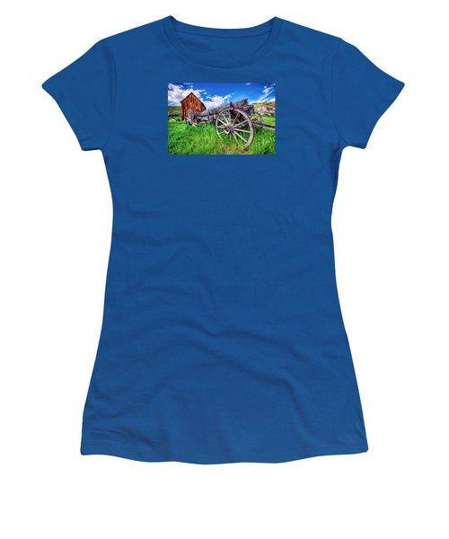 Bannack Wagon Women's T-Shirt