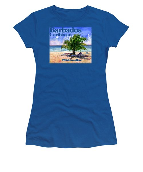 Barbados Beach Shirt Women's T-Shirt