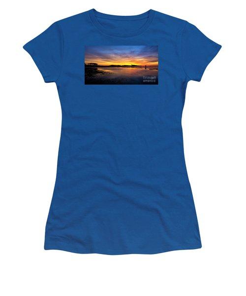 Beach Love Women's T-Shirt (Athletic Fit)