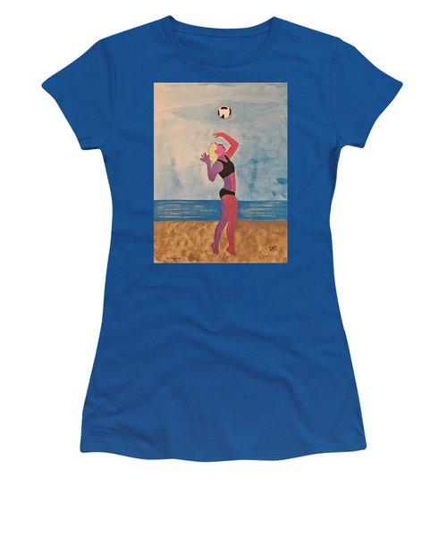 Beach Volleyball Women's T-Shirt