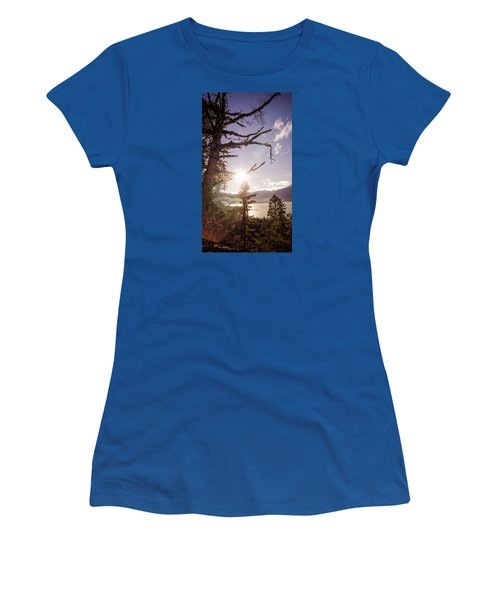 Before Sunset Women's T-Shirt (Junior Cut) by Michele Cornelius