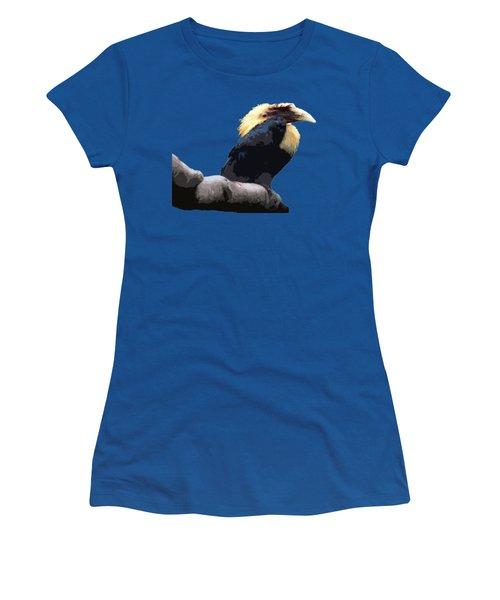 Big Beak Bird Art Women's T-Shirt