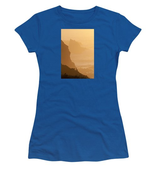 Big Sur Sunset Women's T-Shirt