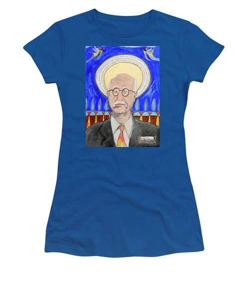 Blavais Women's T-Shirt (Athletic Fit)
