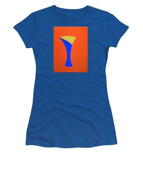 Blue 22 Women's T-Shirt (Junior Cut) by Bill OConnor