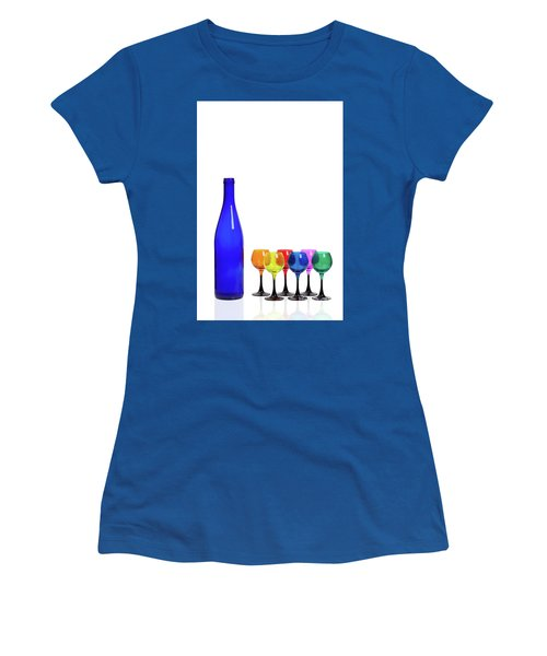 Blue Bottle #2429 Women's T-Shirt