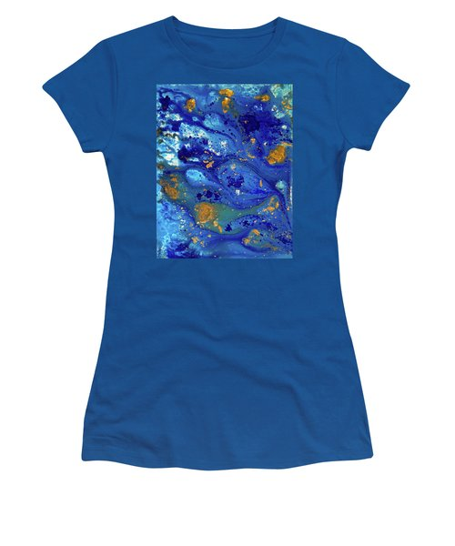 Blue Dream Women's T-Shirt (Athletic Fit)