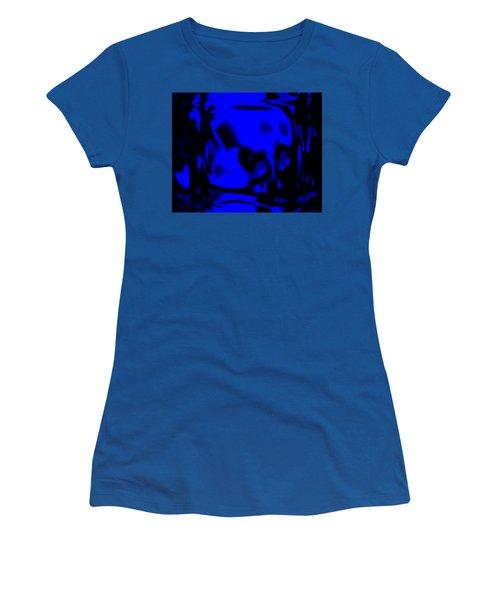 Blue Fashion Women's T-Shirt