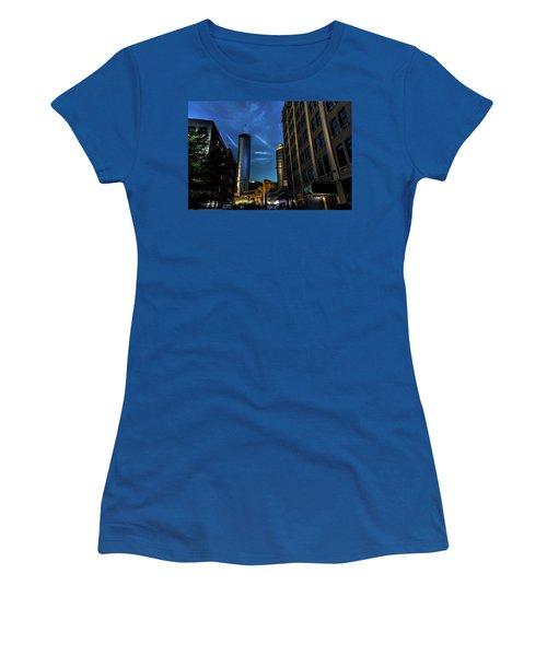 Blue Skies Above Women's T-Shirt