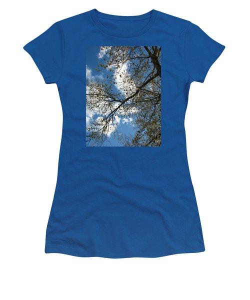 Blue Skies Women's T-Shirt