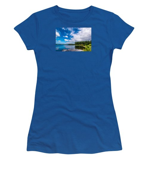 Blue Skies Women's T-Shirt