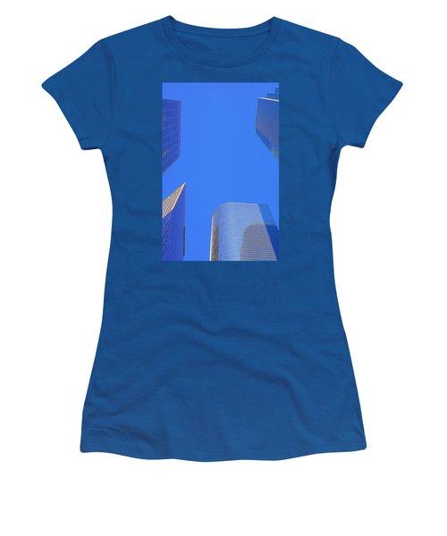 Blue Sky Over Bunker Hill Women's T-Shirt