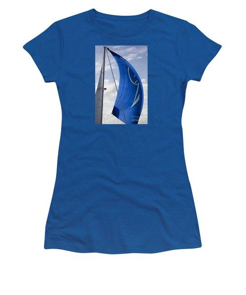 Blue Spinnaker Sy Alexandria Women's T-Shirt