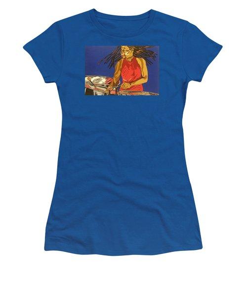 Blue Steel Women's T-Shirt