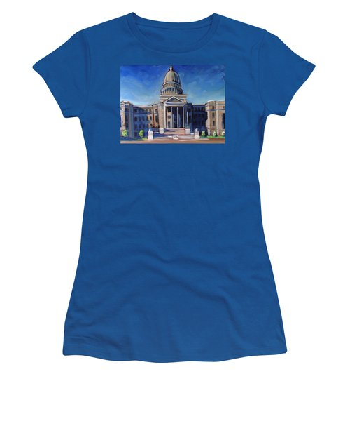 Boise Capitol Building 02 Women's T-Shirt