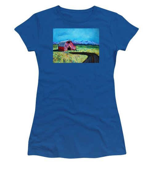 Bradley's Barn Women's T-Shirt