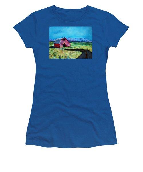 Bradley's Barn Women's T-Shirt