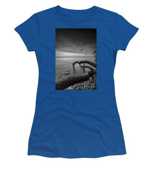 Branching Out - Bw Women's T-Shirt