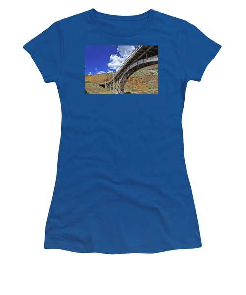 Bridge To Yesteryear Women's T-Shirt