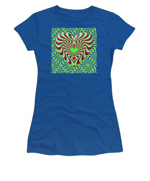 Burning Heart Women's T-Shirt