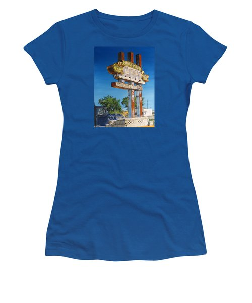 Cafe Women's T-Shirt