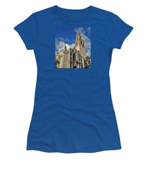 California Tower 2010 Women's T-Shirt (Junior Cut)