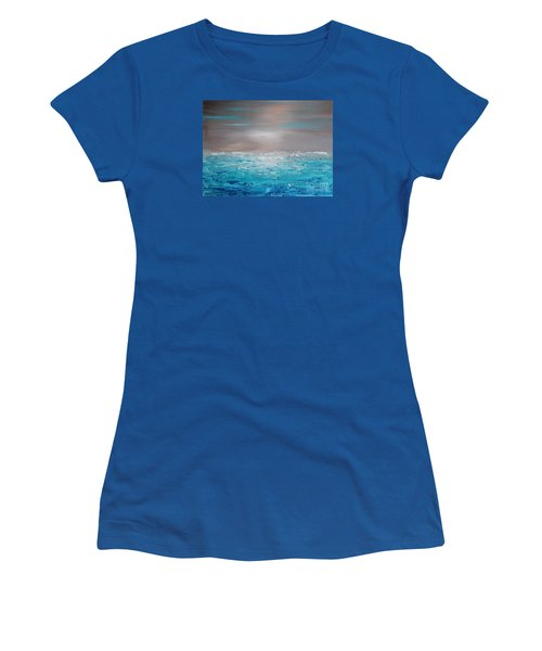 Calm Water Women's T-Shirt