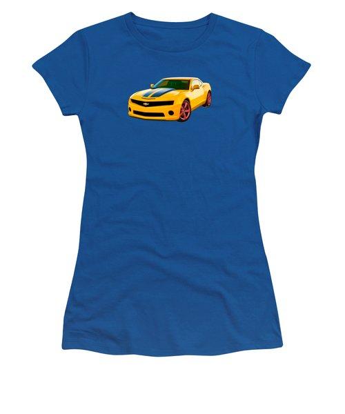 Camaro 2015 - 5th Generation Chevy Camaro Women's T-Shirt (Athletic Fit)