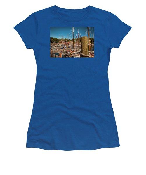 Camden Harbor Women's T-Shirt
