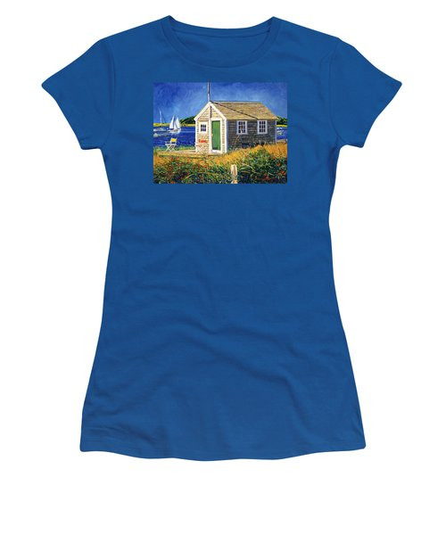 Cape Cod Boat House Women's T-Shirt