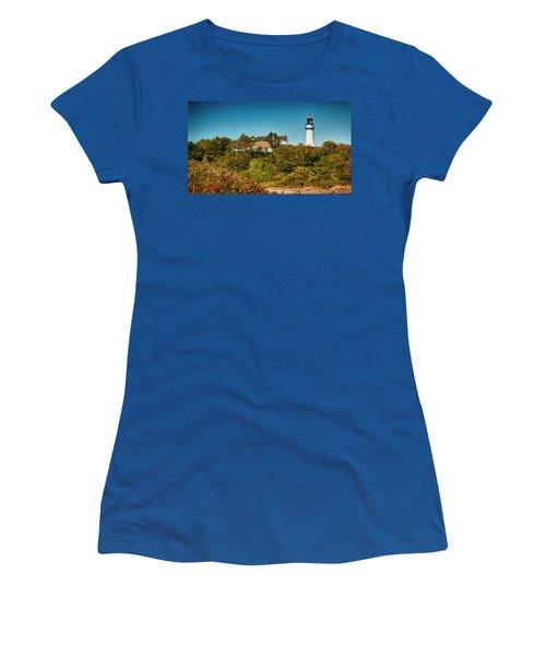 Cape Elizabeth Lighthouse Women's T-Shirt