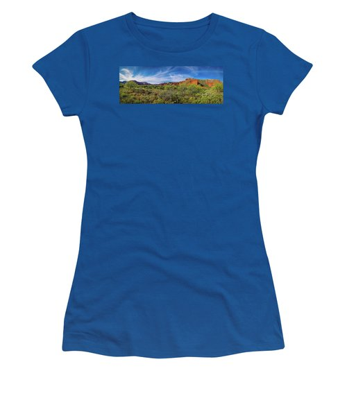 Caprock Canyon Panorama 2 Women's T-Shirt