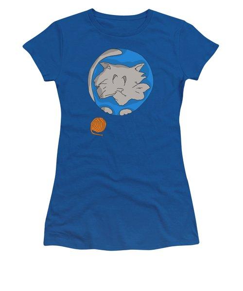 Cat Planet Women's T-Shirt