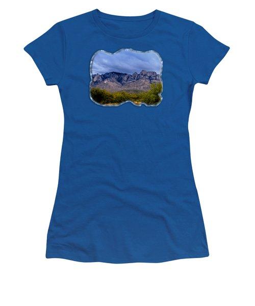 Catalina Mountains P1 Women's T-Shirt