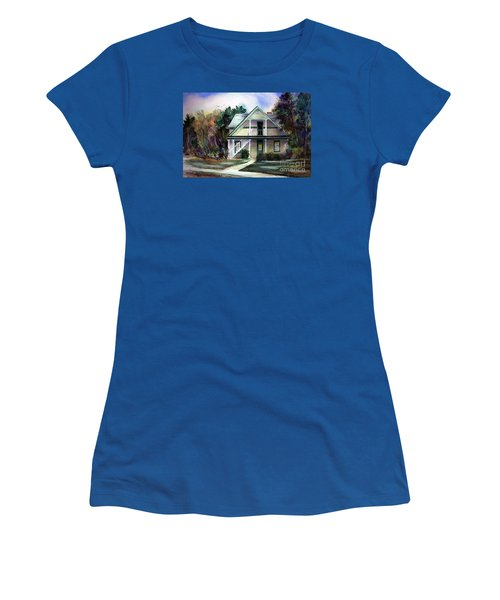 Catherine's House Women's T-Shirt (Athletic Fit)