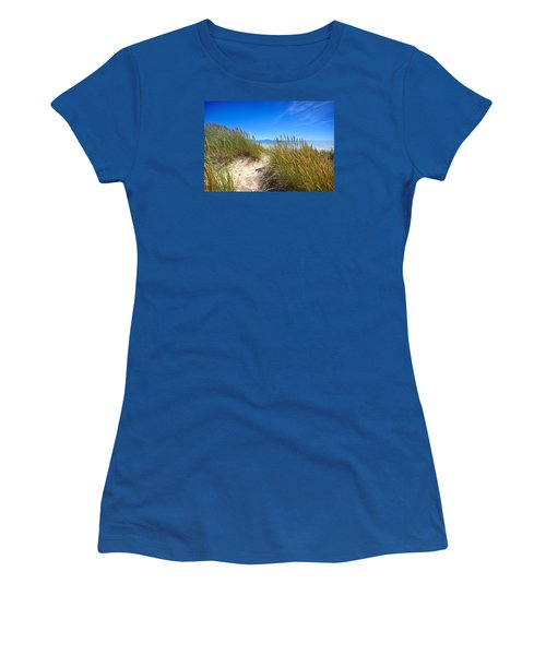 Cefn Sidan Beach 2 Women's T-Shirt