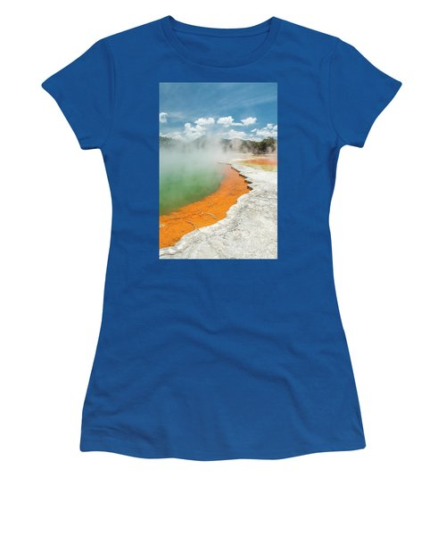 Champagne Pool Women's T-Shirt