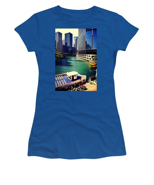 City Of Chicago - River Tour Women's T-Shirt